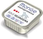 Monge Dog Monoproteico Solo 150 гр./Консервы для собак Монопротеиновые Только дичь