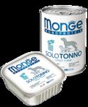 Monge Dog Monoproteico Solo 150 гр./Консервы для собак Монопротеиновые Только тунец