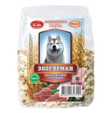 Зоогурман 400 гр./Каша рисовая с курицей