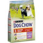 Dog Chow Mature Adult  2,5 кг./Дог Чау сухой корм для пожилых собак с ягненком