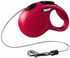 Flexi Classic/Поводок-рулетка  (до 12 кг) 5 м красная