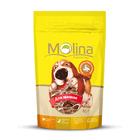 Molina 50 гр./Молина Лакомство для щенков мелких Рулетики из утки и трески