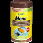 TetraMenu Food Mix 250 мл ./Тетра корм для рыб 4 вида хлопьев