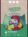 Цап-Царап 4 л./Наполнитель для кошек Комкующийся антимикробный