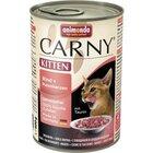 Animonda CARNY KITTEN 400 гр./Анимонда консервы для КОТЯТс  говядины и сердцем индейки