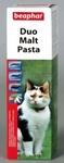 Beaphar Duo-Malt Paste//Витаминная паста для выведения шерсти из желудка у кошек 100 г