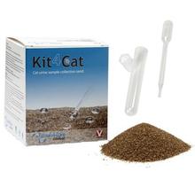 Kruuse Kit4Cat//песок для сбора анализов мочи у кошек 300г