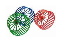 ДАРЭЛЛ D90 колесо для грызунов без подставки пластиковое малое/03004/