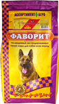 Фаворит Профессионал с Рисом  4 кг./Сухой корм для собак всех пород с повышенной активностью с рисом