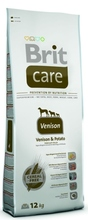 Brit  Care Venison Potato 12кг./Брит Каре сухой корм для собак всех пород с дичью и картофелем