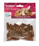 TitBit /ТитБит Кишки говяжьи мини для кошек мягкая упаковка