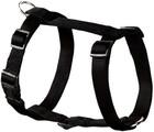 Шлейка Hunter Smart для собак Ecco Sport L (54-87/59-100 см) нейлон черная/91045