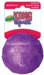 Kong игрушка для собак Хрустящий мячик большой 7 см/PCB1