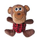 Kong игрушка для собак Обезьянка средняя 22 х 20 см/RK23E