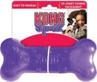 Kong игрушка для собак Сквиз Косточка 15 см средняя/PSN2