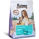 Karmy Hypoallergenic Cat 400 гр./Сухой корм Утка гипоаллергенный для кошек, склонных к пищевой аллергии