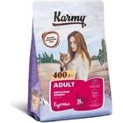 Karmy Adult Cat 400 гр./Сухой корм Курица для взрослых кошек