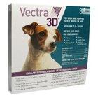 Вектра 3D Dog 1,6 мл ./Капли для лечения и профилактики заболеваний, вызванных эктопаразитами (клещи, блохи, комары) 4-10 кг.