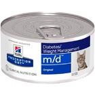 Хиллс Диета кош конс 156 гр. m/d лечение сахарного диабета.ожирения/4281/