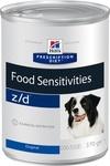 Хиллс Диета соб конс 370г Z/D лечение острых пищевых аллергий/8018/