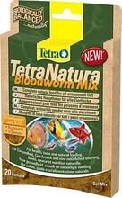 TetraNatura Bloodworm Mix 80 гр./Тетра корм для рыб с мотылем в виде геля