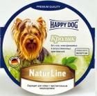 Happy Dog 85 гр./Хеппи Дог консервы для собак паштет кролик