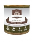 Best Dinner  240 гр./Бест Диннер консервы для кошек Бычье сердце