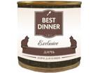 Best Dinner  240 гр./Бест Диннер консервы для кошек Дичь