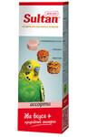 Sultan 3 шт./Султан Минеральный камень с активированным углем, овощами и фруктами для попугаев