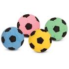 Triol/Игрушка  для кошек  Мяч футбольный d40мм 1шт(уп.25шт)3484