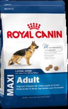 Royal Canin Maxi Adult 15 кг./Роял канин сухой корм для взрослых собак крупных размеров от 15 месяцев до 5 лет