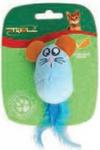 Triol/Игрушка для кошек Мышь-неваляшка/ТТ28