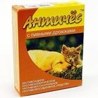 Античес с пивными дрожжами//противоаллергическое, противовоспалительное средство для кошек и собак 60 г