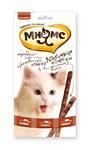 Мнямс 15 гр./3*5 гр./ Лакомые палочки для кошек говядина, печень