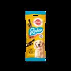 Pedigree Rodeo 123 гр./Педигри Мясные косички  для взрослых собак всех пород