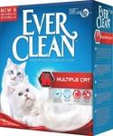 Ever Clean Multiple Cat 6 л./Эвер Клин наполнитель для нескольких кошек