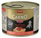 Animonda GranCarno Junior 200 гр./Анимонда консервы для щенков c телячьей печенью и пастернаком