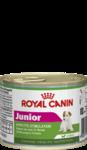 Royal Canin Junior//консервы для щенков в возрасте до 10 месяцев 195 г