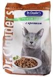 Dr. Clauder//сухой корм для кошек с кроликом 400 г