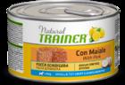 Trainer Natural Small & Toy Light 150 гр./Трейнер консервы для взрослых собак мелких и миниатюрных пород с избыточным весом