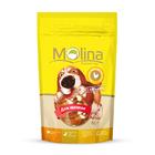 Molina 50 гр./Молина Лакомство для щенков мелких Куриное филе на косточке