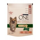 One 600 гр./Ван Сухой корм  Моя собака Непоседа для собак мелких пород, курица с рисом