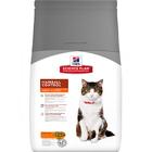 Hills Science Plan Feline Adult Hairball Control Chicken 300 гр./Хиллс сухой корм для кошек помощь в предотвращении образования волосяных комочков