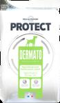 FLATAZOR Protect Dermato 2 кг./Флатазор сухой Лечебно-профилактический корм для собак, склонных к заболеваниям кожи