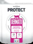 FLATAZOR PROTECT DERMATO 400 гр./Флатазор сухой Полнорационный корм для кошек с чувствительным пищеварением и аллергией