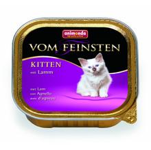 Animonda Vom Feinsten Kitten 100 гр./Анимонда Консервы для котят  с ягненком
