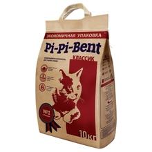 Pi-Pi-Bent Classic 10 кг./Наполнитель для кошек комкующийся
