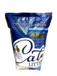 Imperials 3,8 л./Наполнитель для кошачьего туалета силикагелевый  синие + белые кристаллы