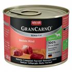 Animonda GranCarno Sensitiv 200 гр./Анимонда консервы для собак с чувствительным пищеварением  с говядиной