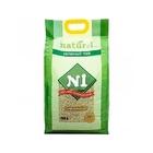 Crystals Naturel 17,5 л./Кристалс Натурел Зеленый чай наполнитель для кошек комкующийся